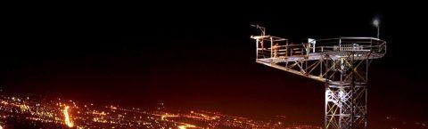 طراحی و اجرای سازه های بانجی جامپینگ