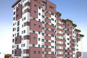 سازه های مسکونی و تجاری
