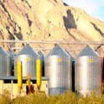 سیلوی ذخیره گندم آباده طشک