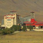سازه فلزی کارخانه آرد اکبری