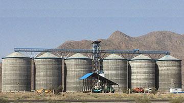 کارخانه آرد شفیعی (حاجی آباد)